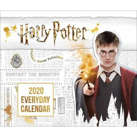 Danilo Harry Potter Page-A-Day Abreisskalender 2020