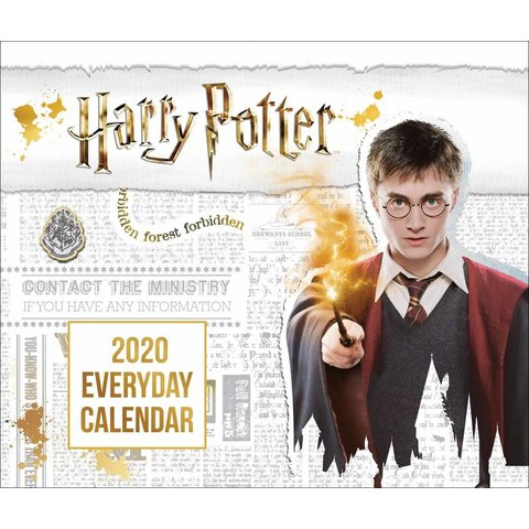 Harry Potter Page-A-Day Abreisskalender 2020