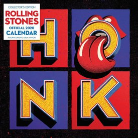 Danilo Rolling Stones Collector's Edition Kalender 2020