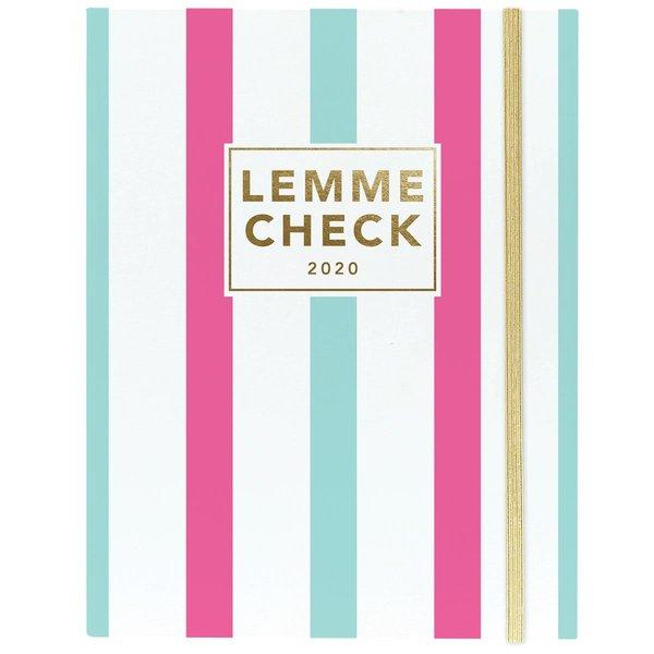 Graphique de France Lemme Check Stripes Hidden Wiro Agenda 2020