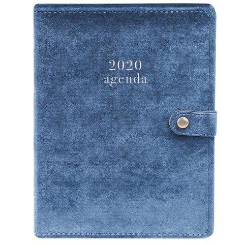 Blue Velvet Planner Agenda 2020