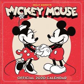 Danilo Mickey Mouse Kalender 2020