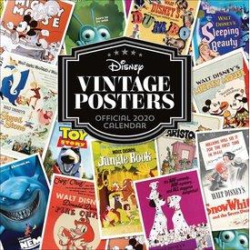 Danilo Disney Vintage Posters Kalender 2020