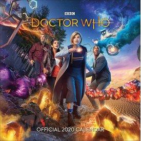 Danilo Doctor Who Kalender 2020
