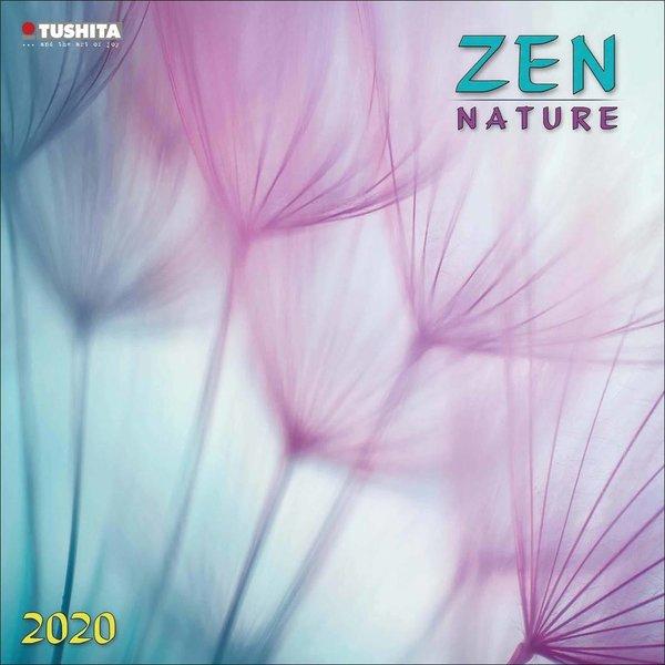 Tushita Zen in der Kunst der Natur Kalender 2020