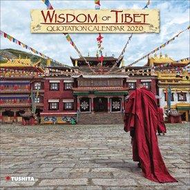 Tushita Wisdom of Tibet Kalender 2020