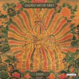 Tushita Buddhistische Kunst aus Tibet Kalender 2020