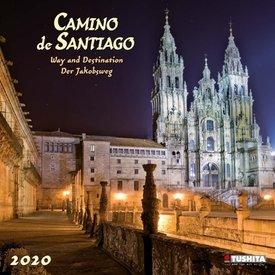 Tushita Camino de Santiago Kalender 2020