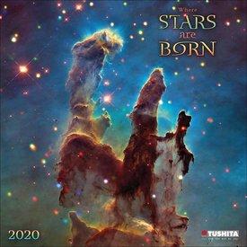 Tushita Die Geburt der Sterne Kalender 2020
