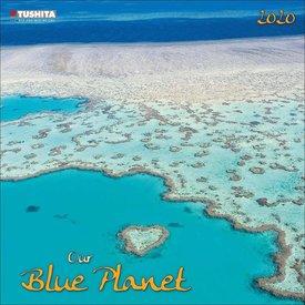 Tushita Our Blue Planet Kalender 2020