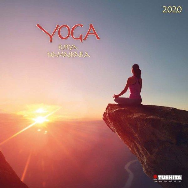 Tushita Yoga Surya Namaskara Kalender 2020