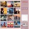 Yoga Surya Namaskara Kalender 2020