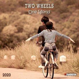 Tushita TWO wheels – ONE world Kalender 2020