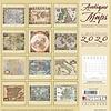 Antique Maps Kalender 2020