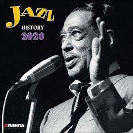Tushita Jazz History Kalender 2020