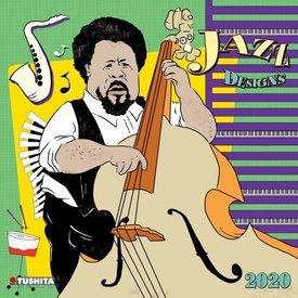 Tushita Jazz Designs Kalender 2020