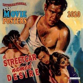 Tushita Movie Posters Kalender 2020