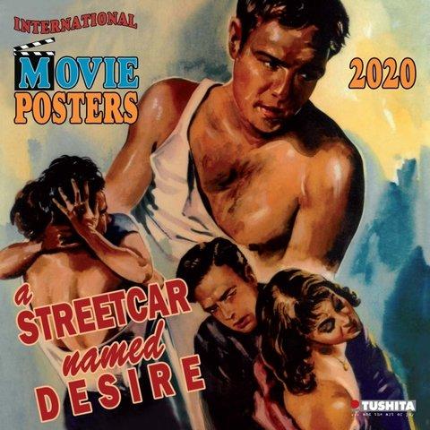 Movie Posters Kalender 2020