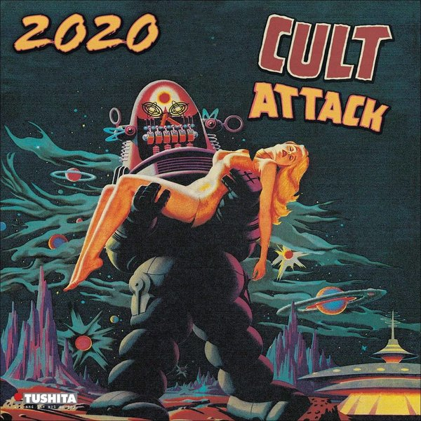 Tushita Cult Attack Kalender 2020