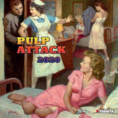 Pulp Attack Kalender 2020