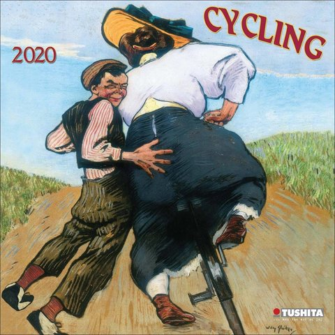 Klassische Räder Kalender 2020
