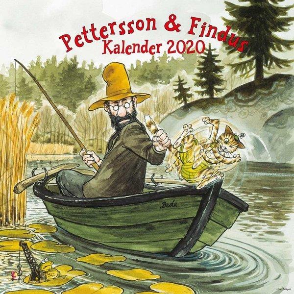 Tushita Pettersson & Findus Kalender 2020
