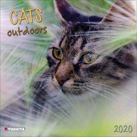 Tushita Katten Outdoors Kalender 2020