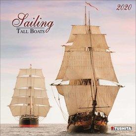 Tushita Zeilen - Sailing Tall Boats Kalender 2020