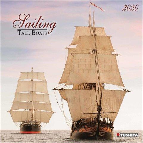Große Boote Segeln Kalender 2020