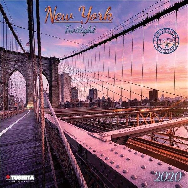 Tushita Sonnenaufgang in New York Kalender 2020