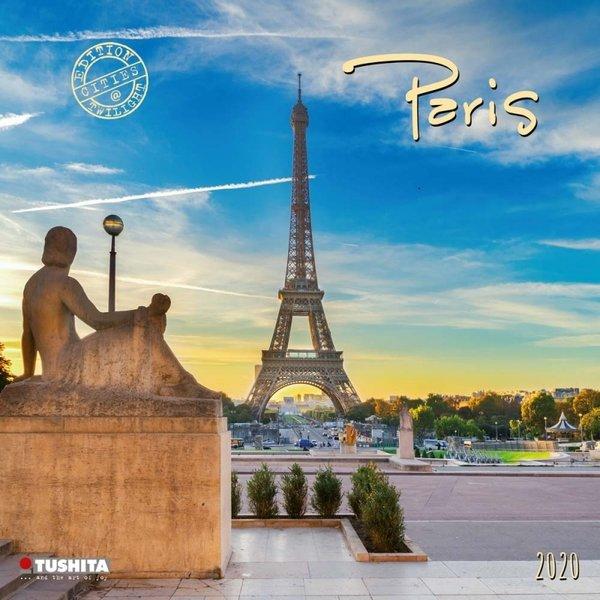 Tushita Paris Kalender 2020