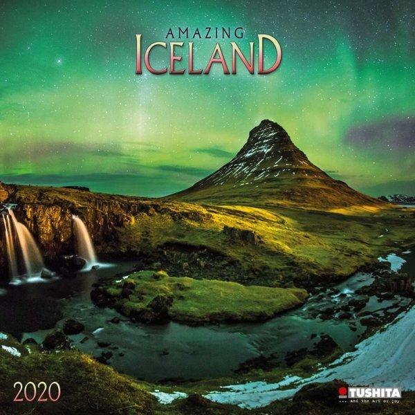 Tushita Island - Amazing Iceland Kalender 2020