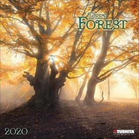 Tushita Deep Forest Kalender 2020