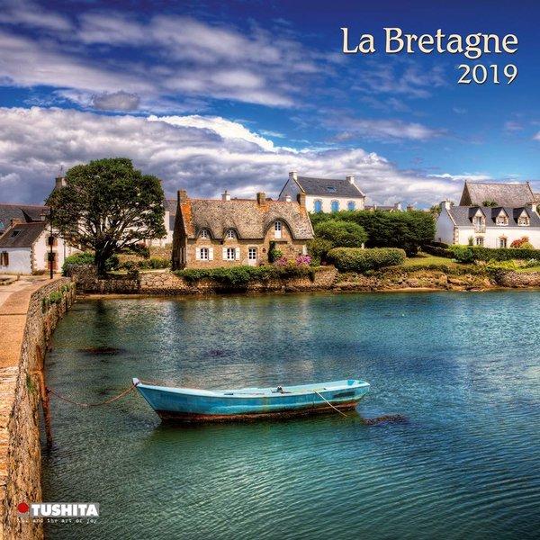 Tushita La Bretagne Kalender 2020