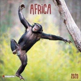 Tushita Afrika - Africa Kalender 2020