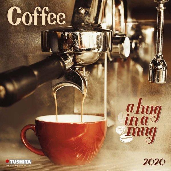 Tushita Kaffee Kalender 2020