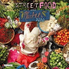Tushita Street Food Kalender 2020