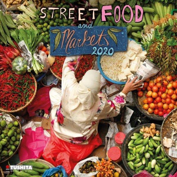Tushita Street Food & Markets Kalender 2020