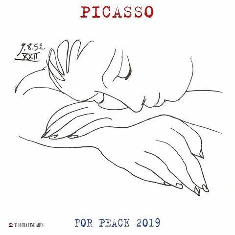 Pablo Picasso Kalender 2020