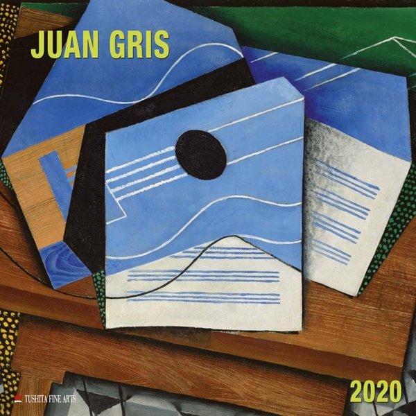 Tushita Juan Gris Kalender 2020