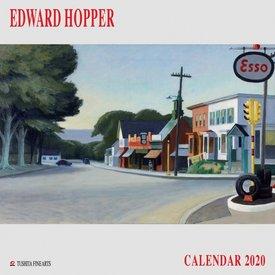 Tushita Edward Hopper Intimate Reactions Kalender 2020