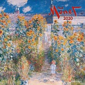 Tushita Claude Monet Kalender 2020