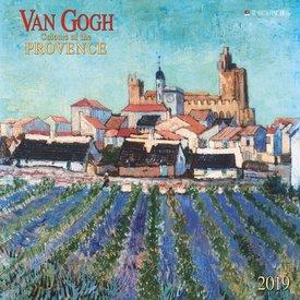 Tushita Van Gogh Colours of the Provence Kalender 2020
