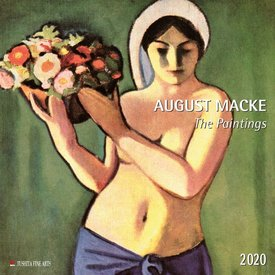 Tushita August Macke Kalender 2020