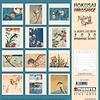 Hokusai Hiroshige - Nature's Spell Kalender 2020