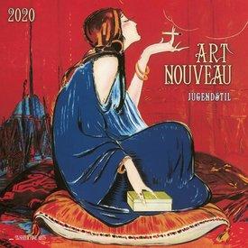 Tushita Art Nouveau Kalender 2020