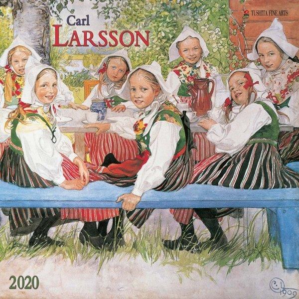 Tushita Carl Larsson Kalender 2020
