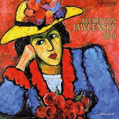Alexej von Jawlensky Kalender 2020