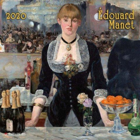 Edouard Manet Kalender 2020