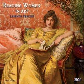 Tushita Reading Women Kalender 2020